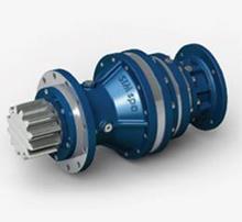 Reductor planetar EXV (Turbine Eoliene)